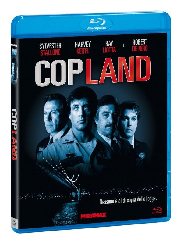 La copertina di Cop Land (blu-ray)