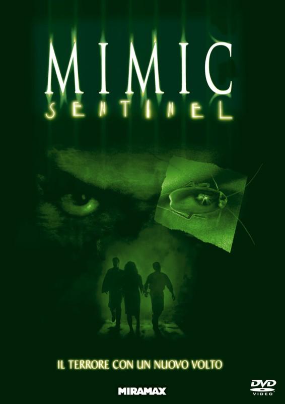 La copertina di Mimic 3 - Sentinel (dvd)