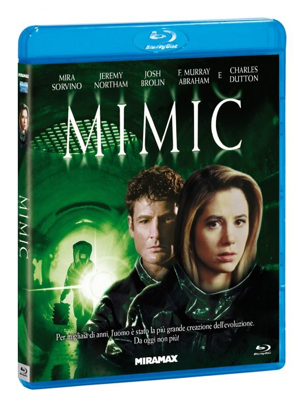 La copertina di Mimic (blu-ray)