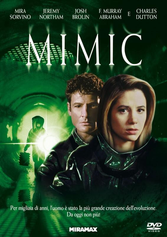 La copertina di Mimic (dvd)