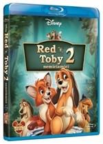La copertina di Red e Toby - Nemiciamici 2 (blu-ray)
