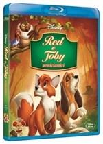 La copertina di Red e Toby nemiciamici (blu-ray)