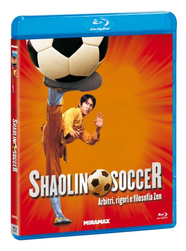La copertina di Shaolin Soccer (blu-ray)