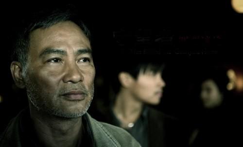 The Man Behind the Courtyard House (Shou Wang Zhe): una scena del film