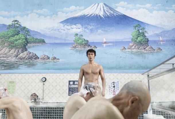 Hiroshi Abe è Lucius in Thermae Romae