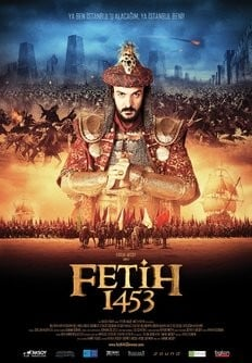 Fetih 1453: la locandina del film