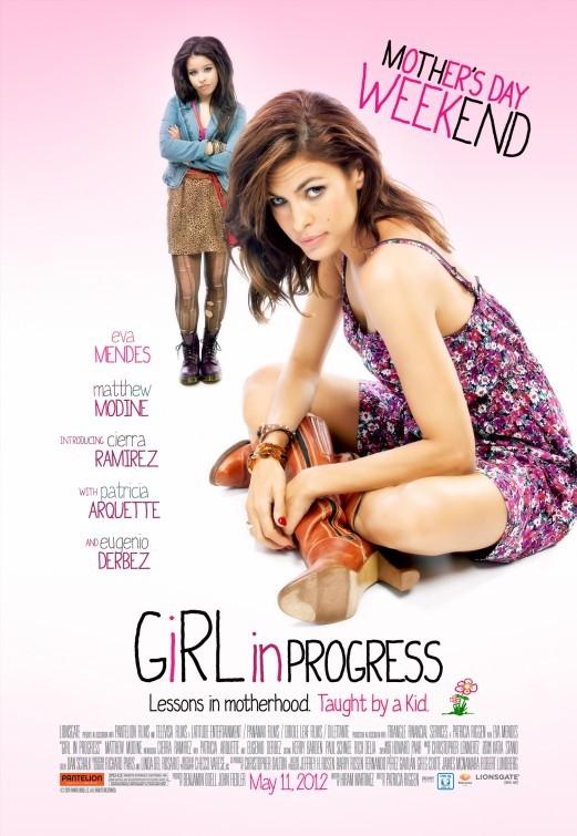 Girl in Progress: nuovo poster