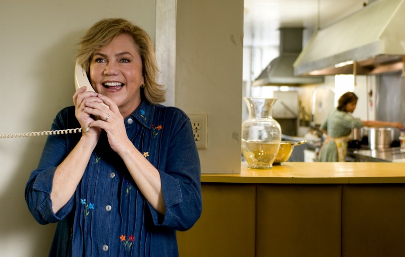 The Perfect Family: Kathleen Turner in una scena