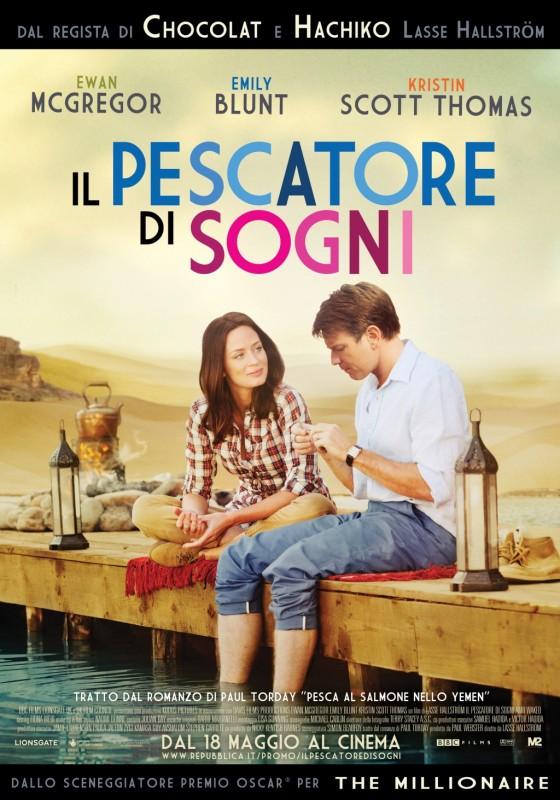 Il pescatore di sogni: la locandina italiana del film