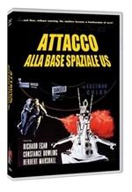 La copertina di Attacco alla base spaziale US (dvd)