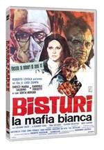 La copertina di Bisturi, la mafia bianca (dvd)