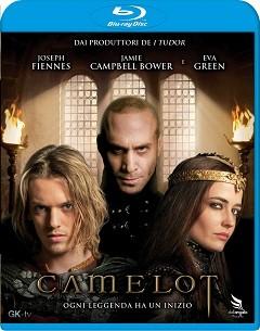 La copertina di Camelot (blu-ray)