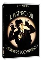 La copertina di Il mistero del cadavere scomparso (dvd)