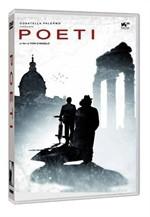 La copertina di Poeti (dvd)