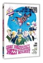 La copertina di Quei fantastici pazzi volanti (dvd)
