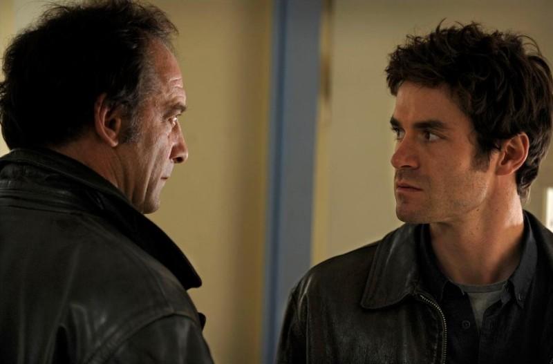 Tutti i nostri desideri: Vincent Lindon e Yannick Renier in una scena tratta dal film