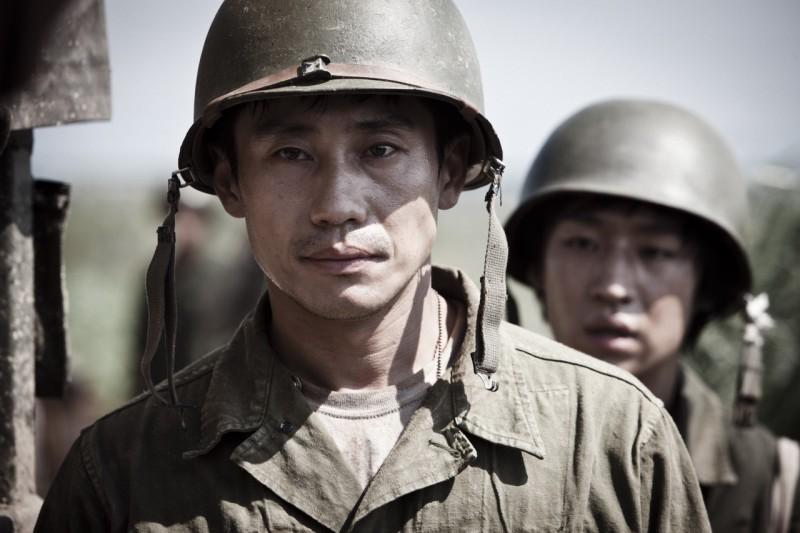Una scena di The Front Line