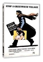La copertina di Stop a Greenwich Village (dvd)