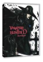 La copertina di Vampire Hunter D: Bloodlust (dvd)
