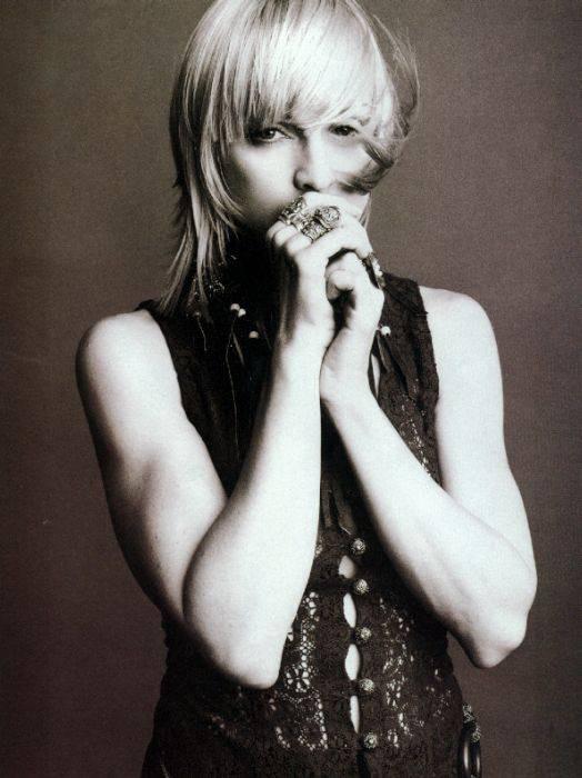 Madonna in uno scatto di Steven Meisel (1992)