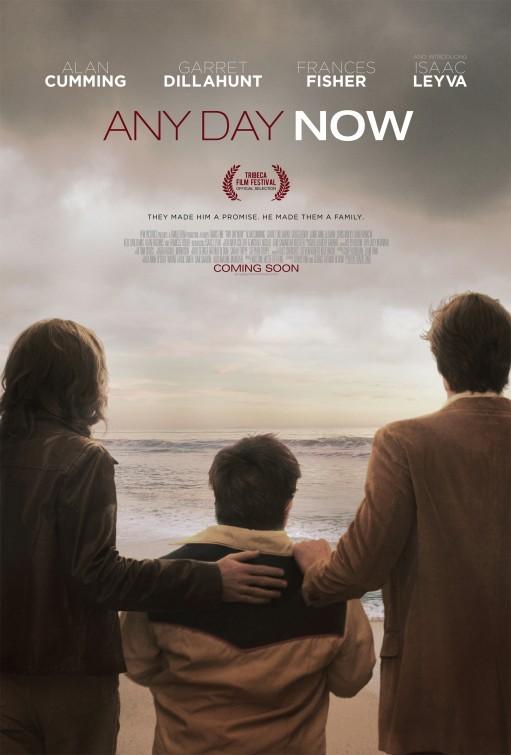 Any Day Now: la locandina del film