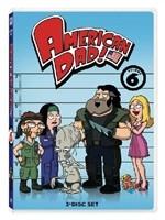 La copertina di American Dad! - Volume 6 (dvd)