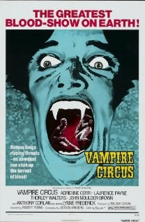 La regina dei vampiri: la locandina del film