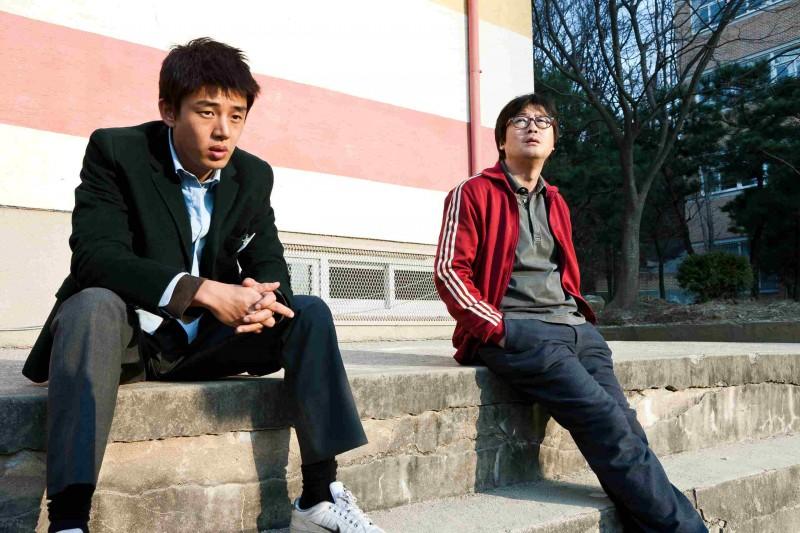 Punch - una scena del film (2011)