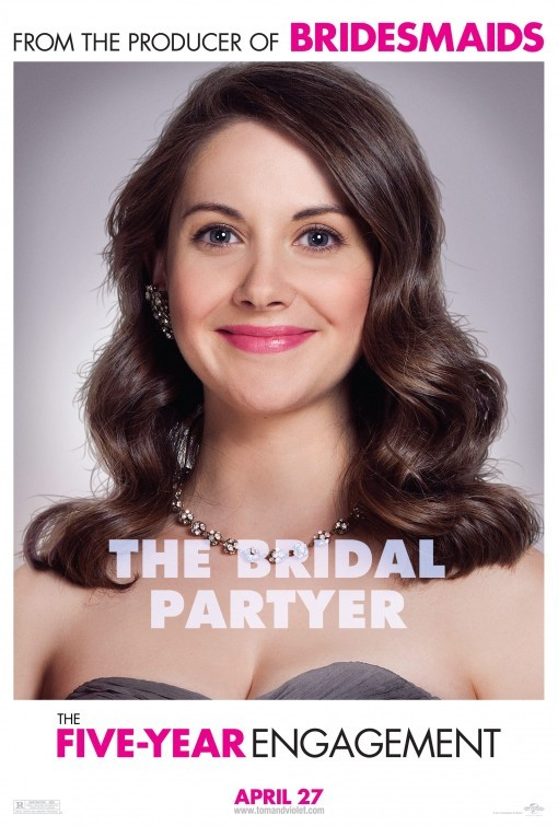 The Five-Year Engagement: character poster per Alison Brie