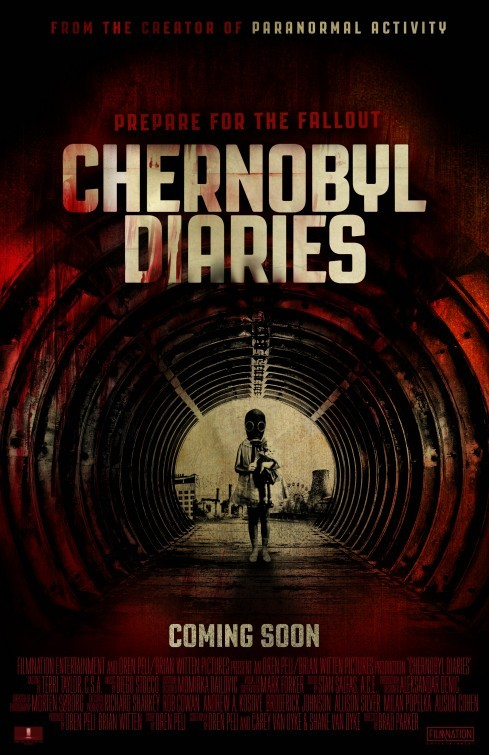 Chernobyl Diaries: nuovo poster internazionale