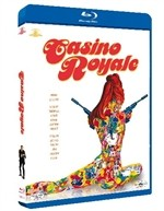 La copertina di Casino Royale (1967) (blu-ray)