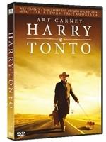 La copertina di Harry e Tonto (dvd)