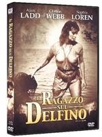 La copertina di Il ragazzo sul delfino (dvd)