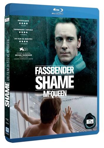 La copertina di Shame (blu-ray)