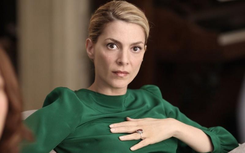 Le prénom: Judith El Zein in una scena