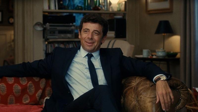 Le prénom: Patrick Bruel in una immagine del film