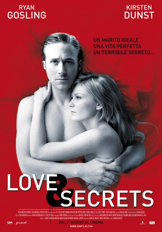 Love and Secrets: locandina italiana