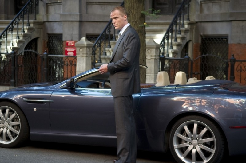 Margin Call: Paul Bettany in una scena del film