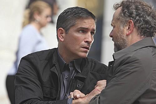 Person of Interest: James Caviezel e David Costabile nell'episodio Judgement