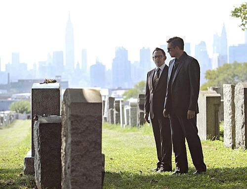 Person of Interest: Jim Caviezel e Michael Emerson nell'episodio Ghost
