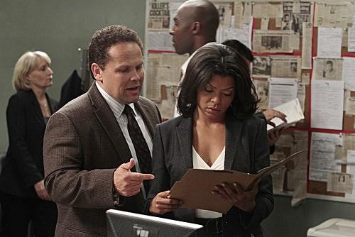 Person of Interest: Kevin Chapman e Taraji P. Henson nell'episodio Get Carter