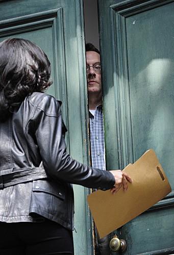 Person of Interest: Michael Emerson e Taraji P. Henson nell'episodio Cura Te Ipsum