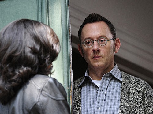 Person of Interest: Michael Emerson e Taraji P. Henson in una scena dell'episodio Cura Te Ipsum
