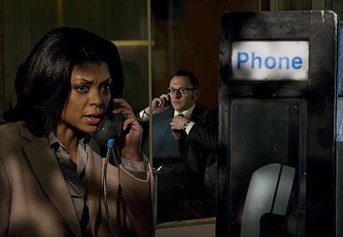 Person of Interest: Michael Emerson e Taraji P. Henson nell'episodio Super