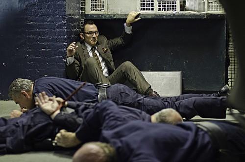 Person of Interest: Michael Emerson in una scena dell'episodio Mission Creep