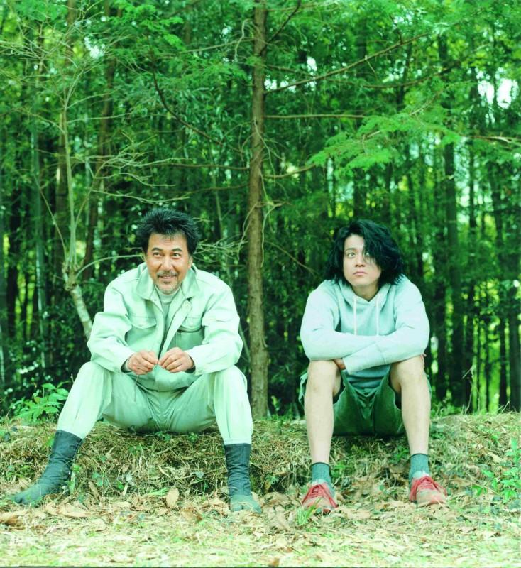 The Woodsman and the Rain: una immagine del film