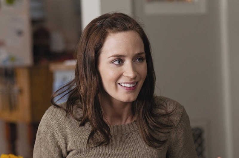 Emily Blunt è Violet Barnes in The Five-Year Engagement