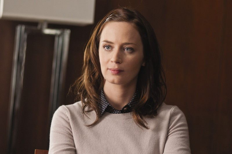 Emily Blunt è Violet in The Five-Year Engagement