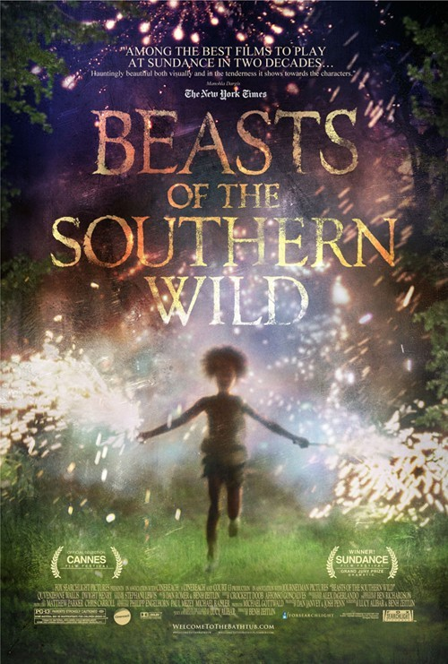 Beasts of the Southern Wild: poster USA