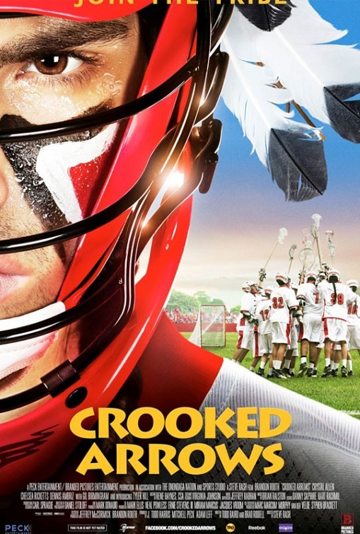 Crooked Arrows: nuovo poster del film